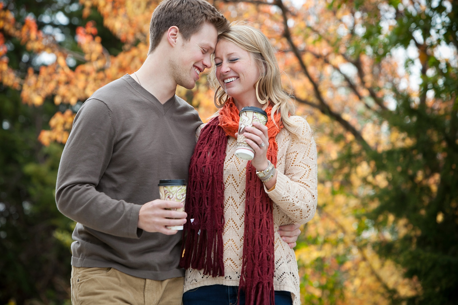 Fall-Engagement-Session-Standing-Bear