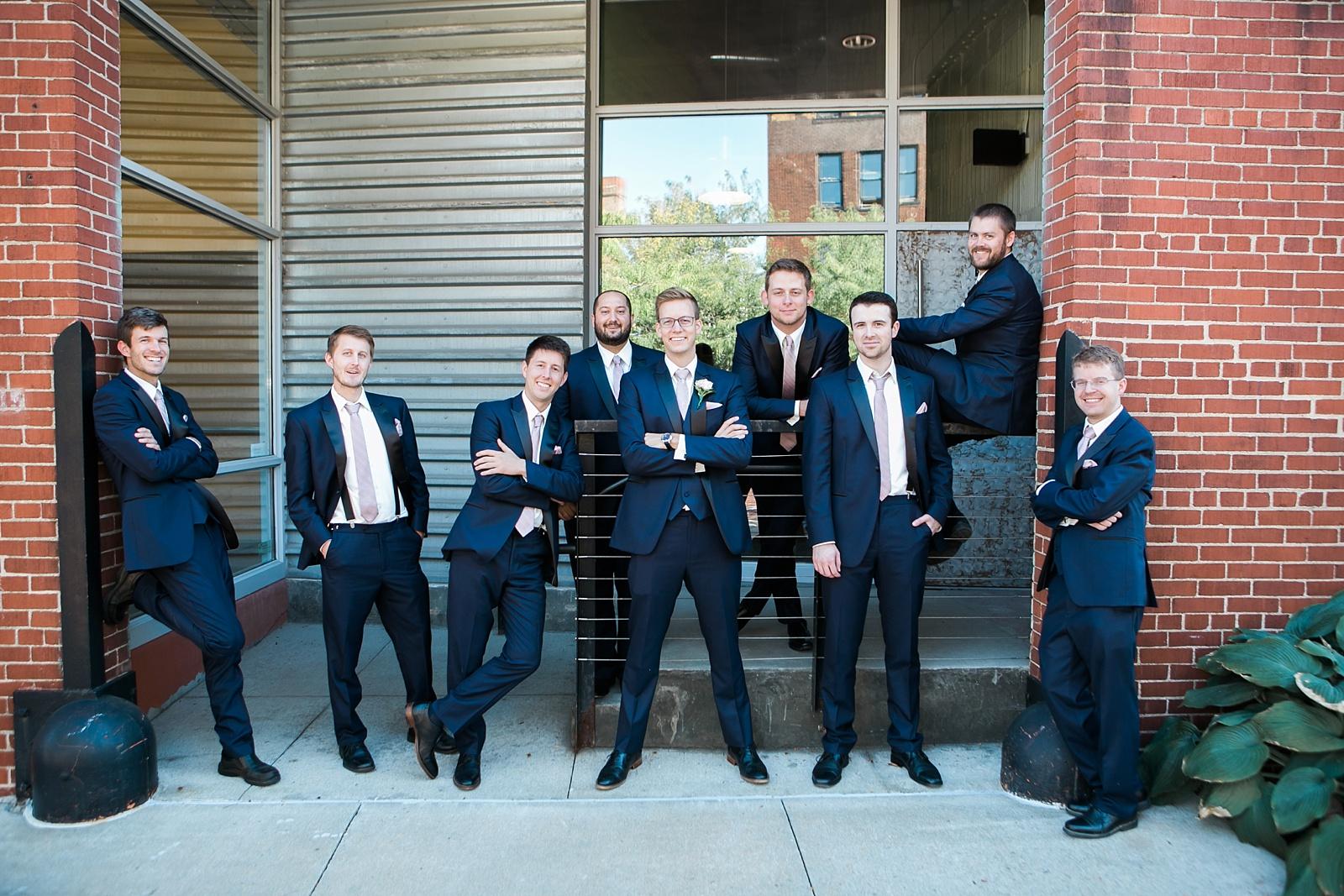 Navy-Suit-Groomsmen