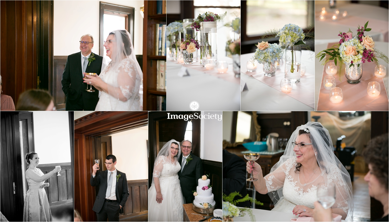 Cornerstone Spring Wedding