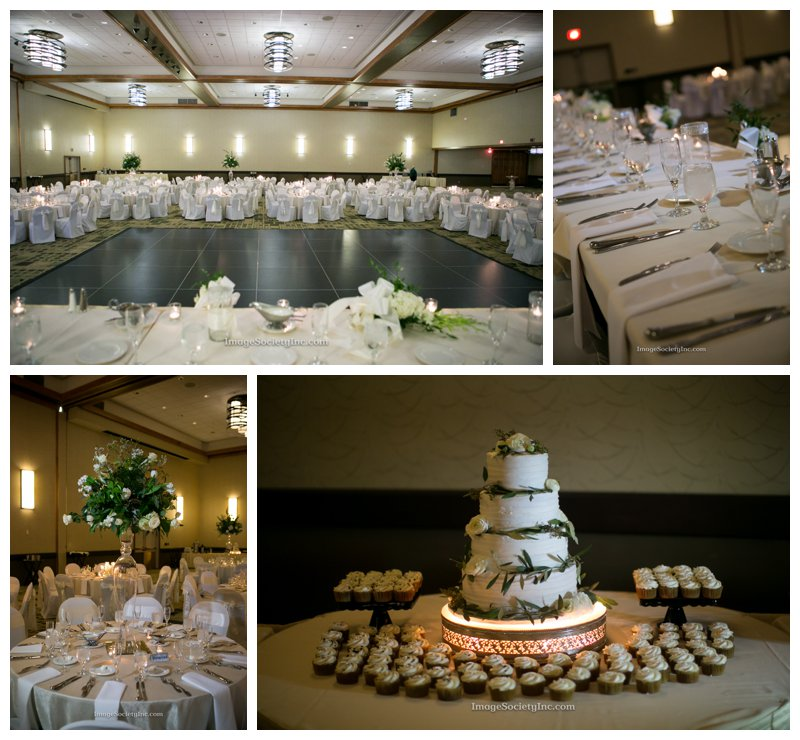 Double Tree Wedding