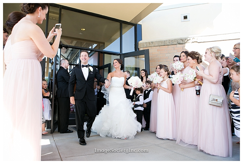 St. James Elkhorn Wedding