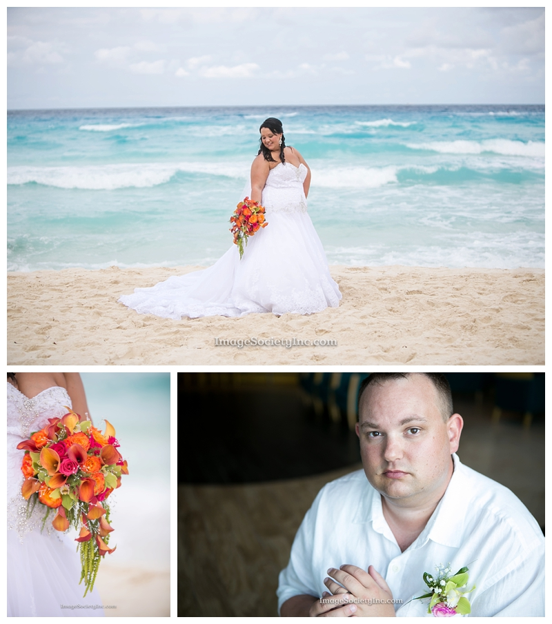 Mexico Destination Wedding Image Society