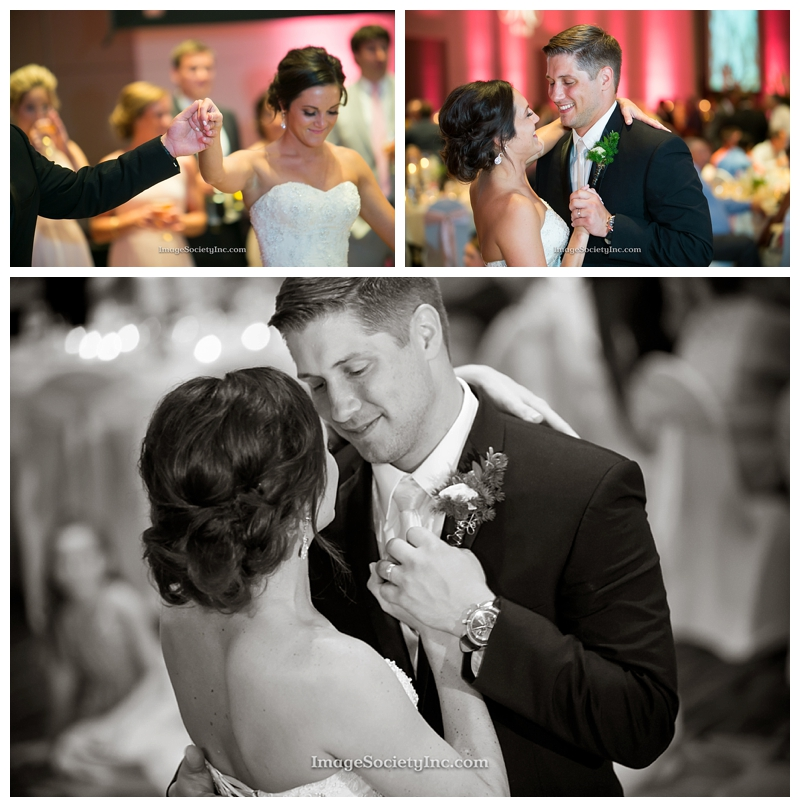 CenturyLink Center Wedding Omaha