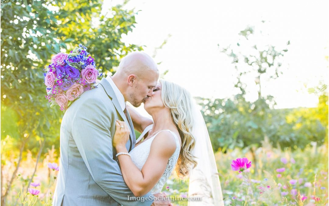 Mr. & Mrs. Bakker – Take Two! – Shelby, Iowa Wedding