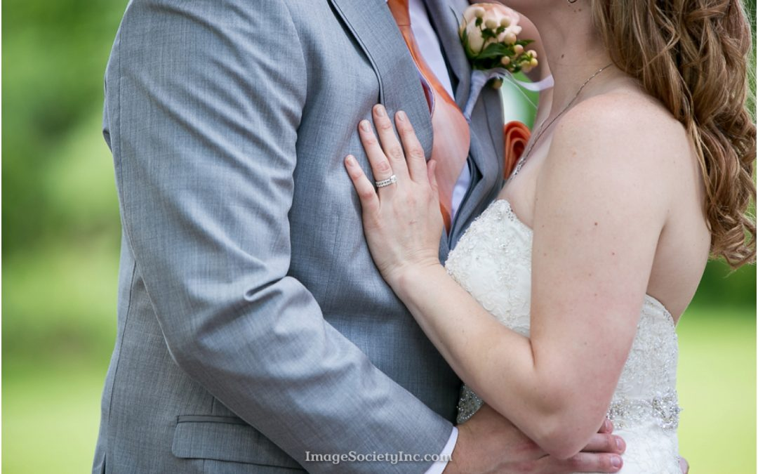 Mr. & Mrs. Gausden- Omaha Wedding Sneak Peek